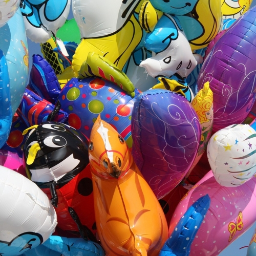 $1.00 for 18-inch Mylar Balloons