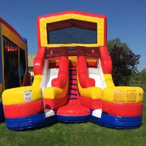 Double Splash Jr. Slide