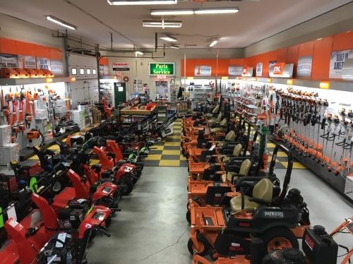 Power Equipment Sales