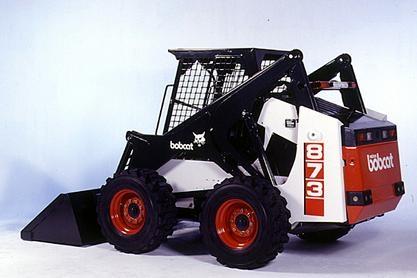 Bobcat 873 Skid Loader