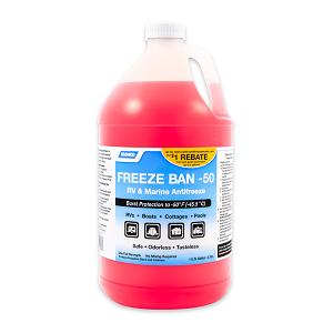 Camco Freeze Ban -50 Antifreeze