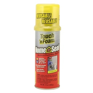 Convenience Products Touch 'n Foam Home Seal™ Minimum Expanding Sealant
