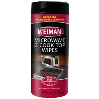 Weiman Microwave and Cook Top Wipes
