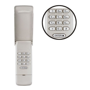 Garage Keyless Entry: $34.69