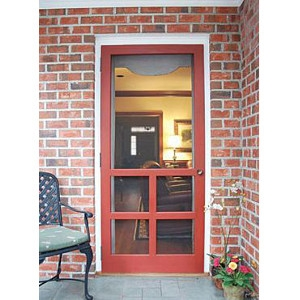 Wood Screen Door: $26.99