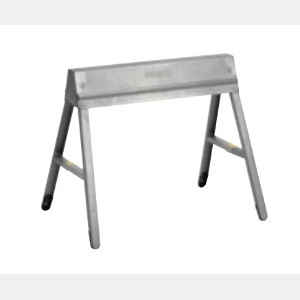 Metal Folding Sawhorse: $11.79
