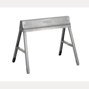 Metal Folding Sawhorse: $11.79