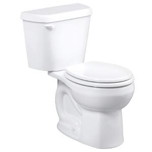 Round Front White Toilet-To-Go: $99.95