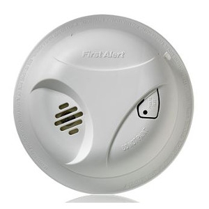 First Alert Smoke Alarm: $8.39