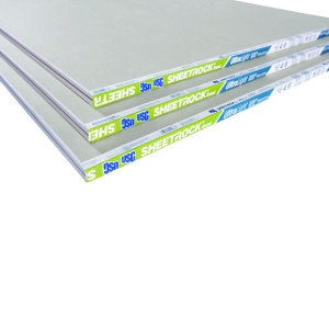 USG Sheetorck Brand Ultralight Wallboard Panels