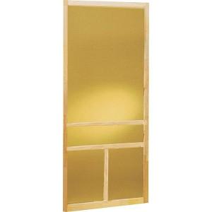 Wood Screen Door: $26.99