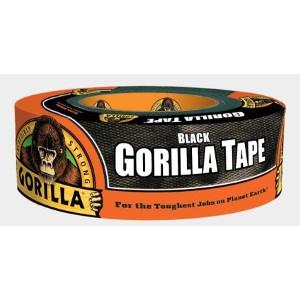 Black Gorilla Tape: $7.99