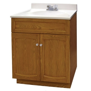 Bathroom Vanity with Top: $99.97