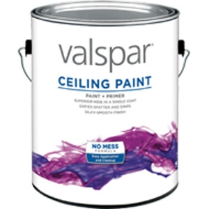 5 Gal. Latex White Ceiling Paint: $99.77