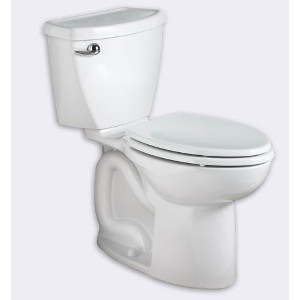 Cadet 3 White Toilet-To-Go