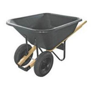 8 Cu. Ft. Wheelbarrow: $99.77