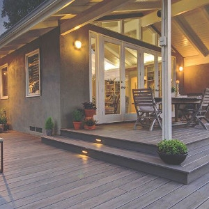 TimberTech Composite Decking Legacy Collection