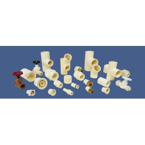 CPVC Pipe and Fittings