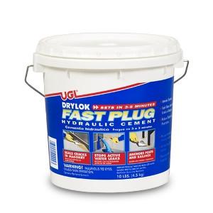 DRYLOK 4-Lb. Fast Plug Hydraulic Cement