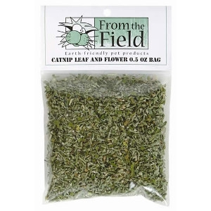 From the Field Catnip Lead and Flower Bags0.5 oz