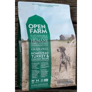 Open Farm Homestead Turkey & Chicken Recipe