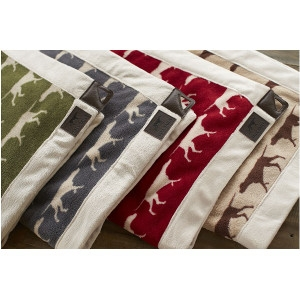 Authentic Dog Textiles Dog Blanket