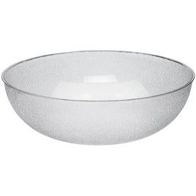 11 Qt Pebble Plastic Bowl