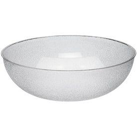40 Qt Pebble Plastic Bowl