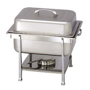 Square Half Pan Chafer