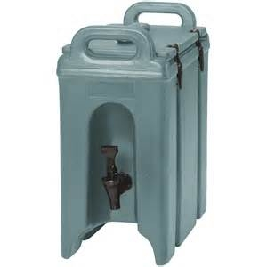 2 1/2 Gallon Cambro Insulated Hot/Cold Beverage Dispenser