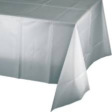 Touch of Color Disposable Banquet Tablecovers