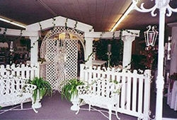 Portable PVC Picket Fence