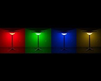 LED Cocktail Table Light