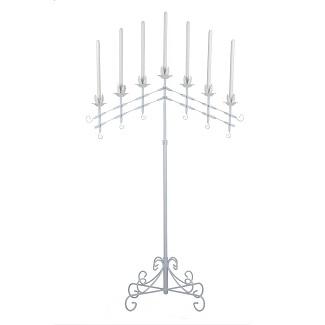 7 Branch Adjustable Candelabra