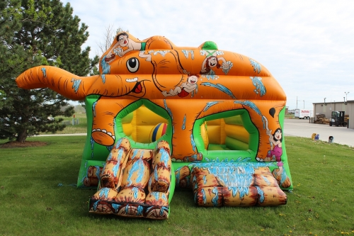 Elephant Bouncy House