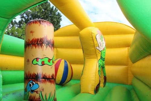 Elephant Bouncy House