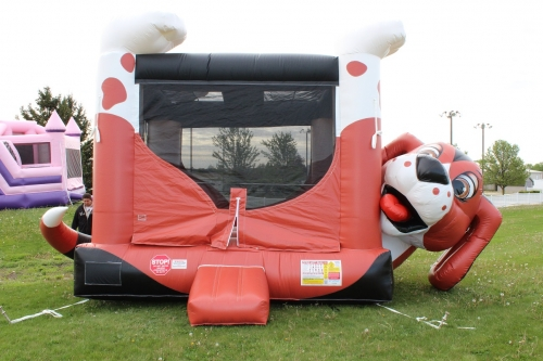 Beagle Belly Bounce House