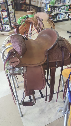mini MOTES saddle