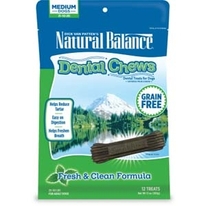 Dental Chews Fresh & Clean Formula