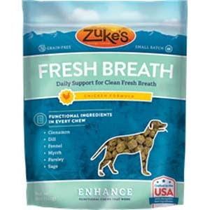 Enhance Fresh Breath Functional Chews