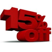 15% off Diamond Care Pet Food