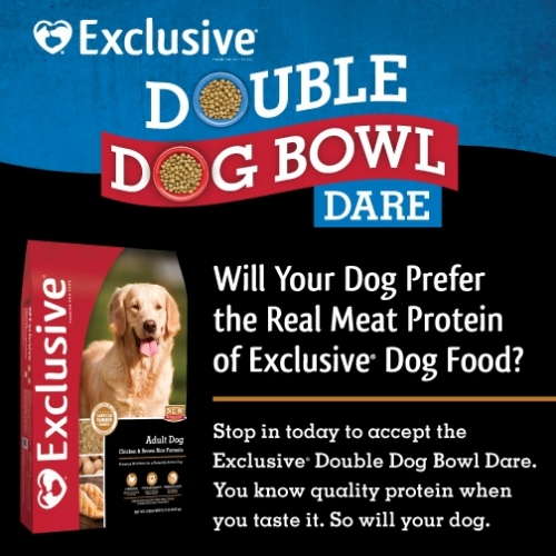 Double Dog Dare Bowl Contest & Special Offer