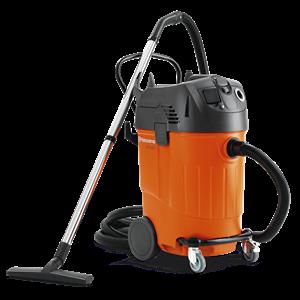 Husqvarna DC1400 Wet/Dry Concrete Dust Vacuum