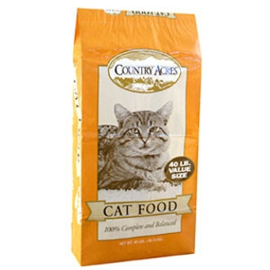 Country Acres Cat Food