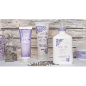 Natural Inspirations Lavender Yland Lotions and Soaps