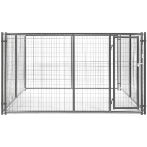 10' X 10' X 6' Complete Magnum Dog Kennel