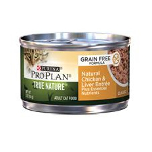 Purina Pro Plan Natural Chicken & Liver Entree Classic