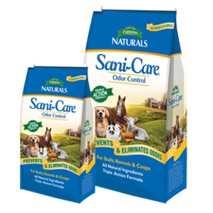 Sani-Care Odor Control Bedding
