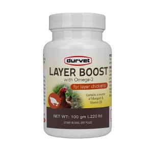 Layer Boost with Omega-3