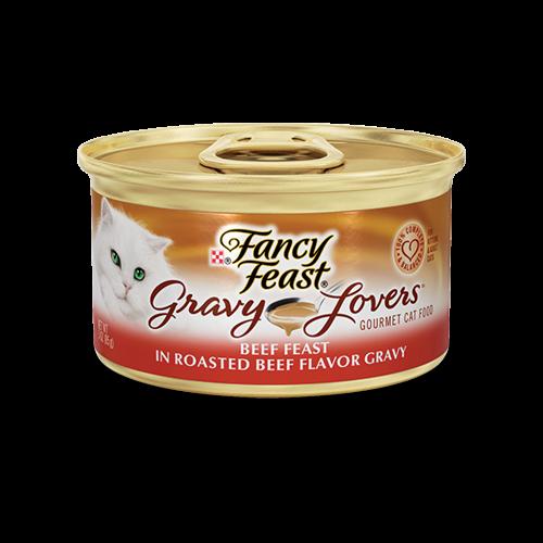 Fancy Feast Can Cat Food